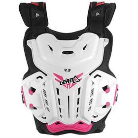 Leatt 4.5 Jacki Brustprotektor Damen white/pink